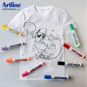Маркеры для ткани Artline EKT-2