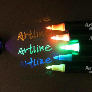 Флуоресцентный светящийся маркер Artline Supreme EPF-700UV